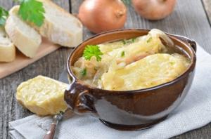 Dutch onion soup