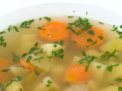 ... met balletjes (Dutch vegetable soup with meatballs) | Dutch Community