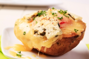 Dutch baked potatoes