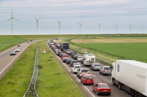 Dutch traffic jams