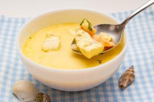 Dutch recipe for kabeljauwsoep