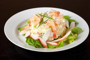Dutch recipe for krabsalade