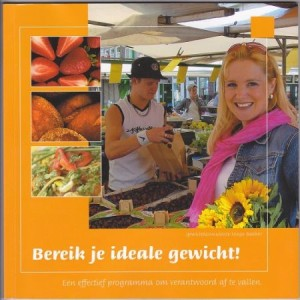 sonja bakker Dutch diet book