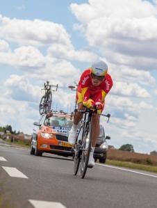 Tour de France start in the Netherlands