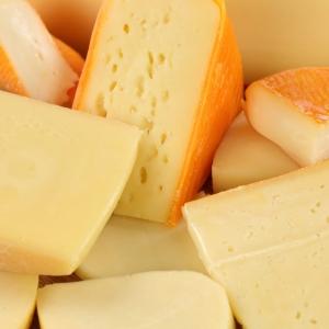 Dutch cheese board
