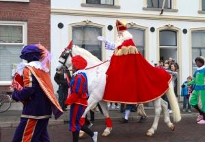 celebrate Sinterklaas abroad