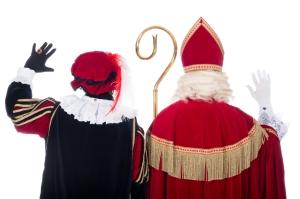 Sinterklaas departure