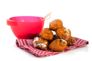 The most delicious oliebol in the Netherlands