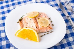 Dutch recipe for oven baked salmon