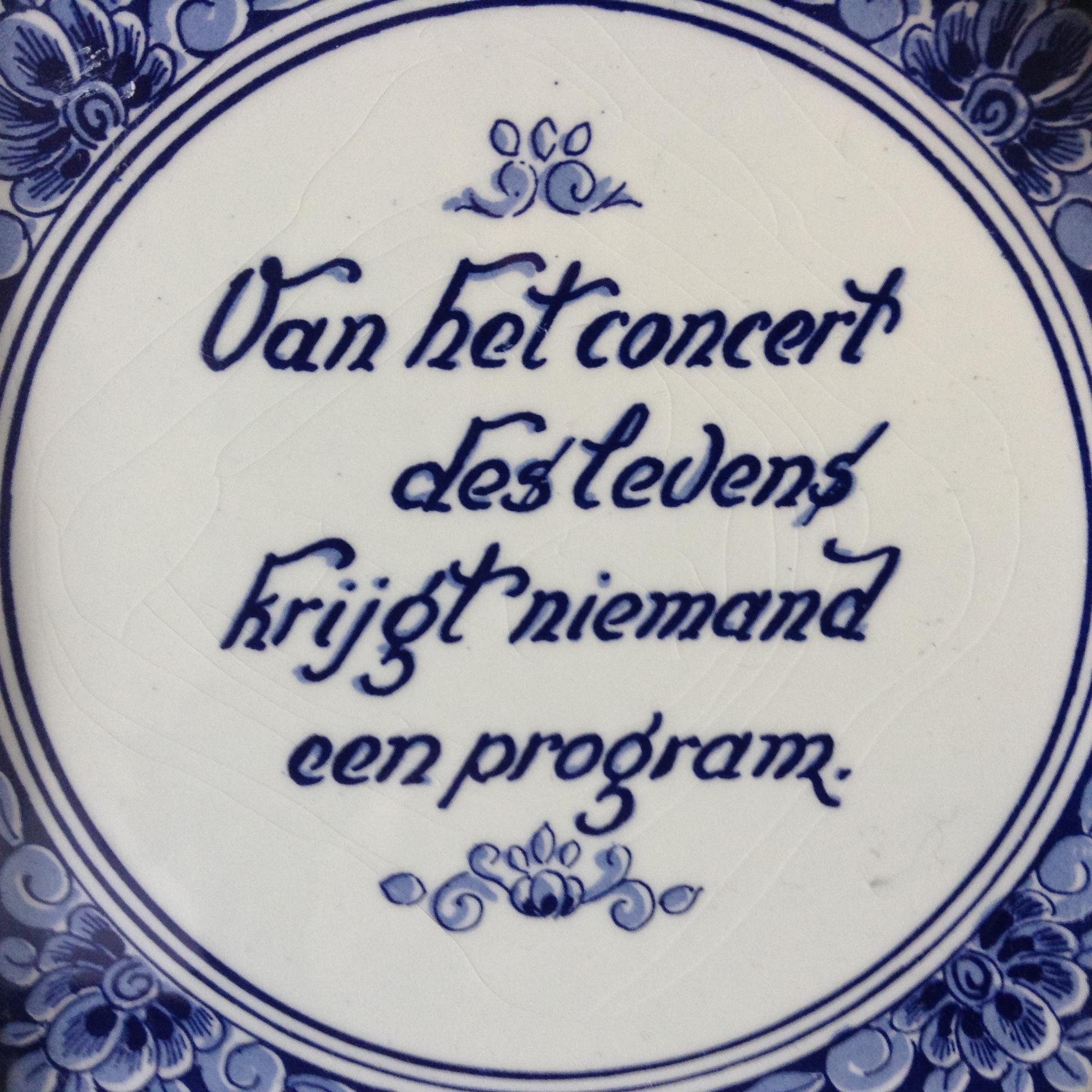 Top 10 Most Popular Dutch Tile Sayings Dutch Community
