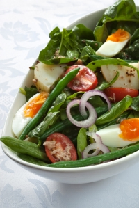 Dutch summer salad