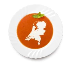Dutch summer soups